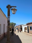 street life in San Pedro